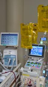 人工呼吸器・血液浄化装置