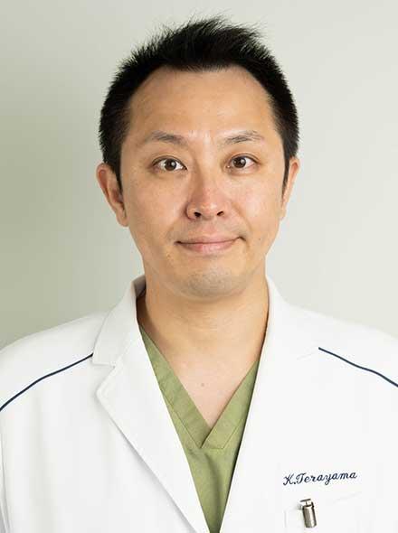 寺山敬介先生