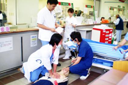 ドクターCPR訓練