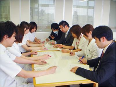 褥瘡対策委員会の開催